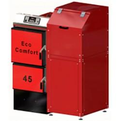 Пеллетный котел ACV ECO Comfort 45